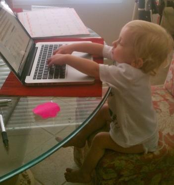 Future writer.