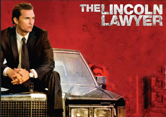 """""""The Lincoln Lawyer"""" by Michael Connelly"""