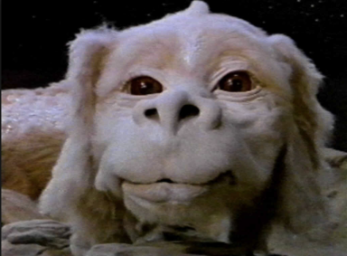 "From the movie ""The Neverending Story"""
