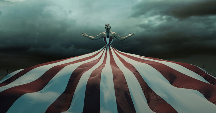 "American Horror Story ""Freak Show"" on FX"